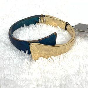 Robert Lee Morris Hinge Bangle Bracelet